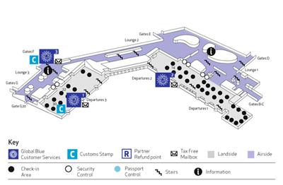 tax free refund arlanda terminal 5
